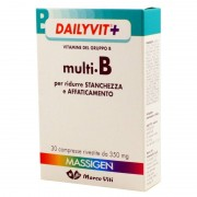Dailyvit+ Massigen Multi B 30 Cpr