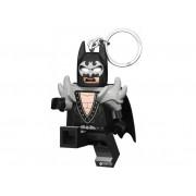 LGL-KE103G Breloc cu lanterna LEGO Batman Rocker