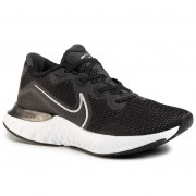 Обувки NIKE - Renew Run CK6357 002 Black/Metallic Silver/White