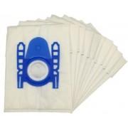 x10 10 sacs Microfibre aspirateur SIEMENS TRAINEAU COMPACT