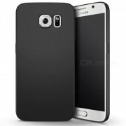 Naxtop PC duro caso de proteccion trasera para Samsung Galaxy S6 - negro