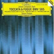 J.S. Bach - Toccata& Fugue Bwv565 (0028942766822) (1 CD)