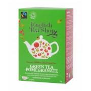 ETS 20 Bio Zöld tea Gránátalmás 20 db