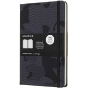 Moleskine Taccuino Nomad Blend Collection Limited Edition large a...