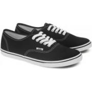 Vans AUTHENTIC LO PRO Sneakers For Men(Black, White)