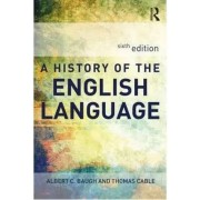 Baugh, Albert/cable, Thomas A history of the english language