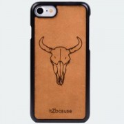 itZbcause Cow Skull Backcover iPhone 7