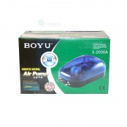 Pompa aer acvariu BOYU S-2000A