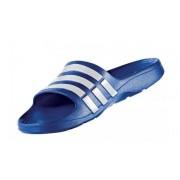adidas slippers adidas Duramo Slide blauw maat 47