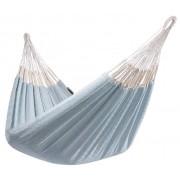 Tropilex Hangmat 'Natural' Blue 1-persoons fairtrade