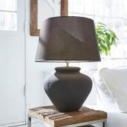 LOBERON Tafellamp Bandol / zwart