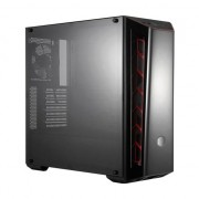Carcasa Cooler Master Masterbox MB520 Red Black Window