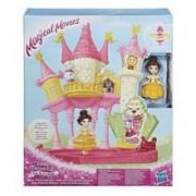Jucarie Hasbro Disney Princess Little Kingdom Magical Movers Dance N Twirl Ballroom Belle