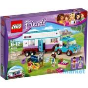 LEGO FRIENDS Állatorvosi lószállító 41125