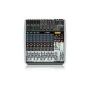 Mixer Behringer Qx1622usb Bivolt Com 16 Canais