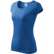 ADLER Pure 150 Dámské triko 12214 azurově modrá XL