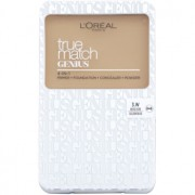 L'Oréal Paris True Match Genius компактен грим 4 в 1 цвят 3.W Golden Beige SPF 30 7 гр.