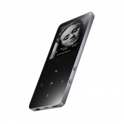 X2 1.8-inch Touch Screen Bluetooth Speaker MP3 Player Support TF Card FM 8GB - Silver