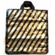400 x 420 x 0,035 mm-es szalagfüles táska, nyomdázott