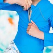 Beach Dragons Boy Starfish UV-Rash Vest 1-2 år