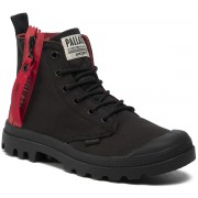 Туристически oбувки PALLADIUM - Pampa Unzipped 76443-008-M Black