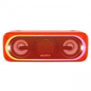 Преносим безжичен Bluetooth високоговорител Sony SRSXB40R.EU8, Червен, SRSXB40R.EU8