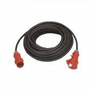 TITANEX 16A CEE Cable 10m H07RN-F 5G2 5mm² 400V, IP44 EK