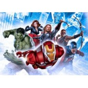 Fototapet Marvel camera copii Avengers 160x115cm