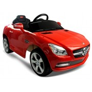 Vroom Rider Mercedes-Benz SLK Rastar 6V Battery Operated/Remote Controlled Ride-On, Red