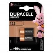 Baterie Duracell Ultra 123 3V 2buc