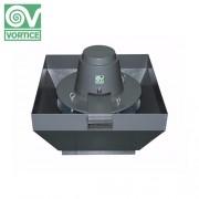 Ventilator centrifugal industrial de acoperis pentru extractie de fum fierbinte Vortice Torrette TRT 100 ED V 8P