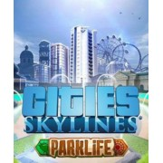 CITIES: SKYLINES - PARKLIFE - STEAM - PC / MAC - WORLDWIDE