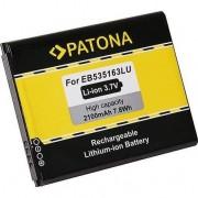 baterii Paton pro Mobilni baterie Samsung EB535163LU 3.7V 2100mAh Li-Ion