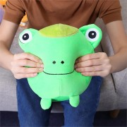 22cm 8.6Inches Huge Squishimal Big Size Stuffed Frog Squishy Toy Slow Rising Gift Collection