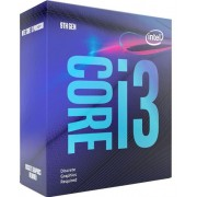 Procesor Intel Coffe Lake Core i3-9100F, 3.60GHz, 6MB, 65W (BOX)