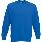 Fruit of the Loom sweater kobalt - Truien