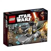 Lego Star Wars Lego Star Wars Resistance Trooper Battle Pack 75131 [Parallel Import Goods]
