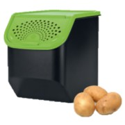 Lélegző kamra burgonyához 5,5 L zöld Tupperware