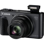 CANON SX730HS SW - Digitalkamera, 20MP, 40-fach Zoom, schwarz