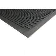 COBA Schmutzfangmatte - Gummi, schwarz - LxB 1500 x 850 mm