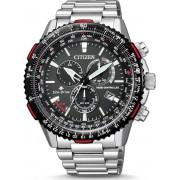 CITIZEN - CB5001-57E Horloge - Mannen - Zilverkleurig- RVS - Ø 45 mm