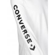 Converse Wordmark Herren Longsleeve weiß Gr. S