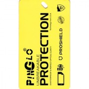 Pinglo Unbreakable Tempered Protection for Samsung Z4 Anti Fingerprint and Scratch Resistant