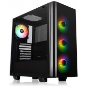 Thermaltake View 21 Tempered Glass RGB Plus Edition ATX Mid Tower Case