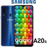 Celular Samsung Galaxy A20s 32GB 3Gb Ram Dual Sim - Azul