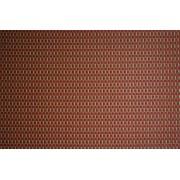 Sambonet Set de table polyester 42x33cm - Rose-Orange - Sets - Sambonet