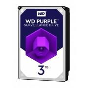 Hard disk HDD SATA3 3TB WD Purple WD30PURZ, 64MB