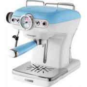 Espressor manual Ariete 1389 Vintage 900W Sistem cappuccino 15 Bar 1-2 cesti Bleu
