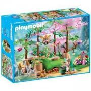 Комплект Плеймобил 9132 - Вълшебна гора на феите, Playmobil, 2900283