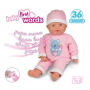 Loko toys lutka beba koja izgovara prve reči 46cm ( A040398 )